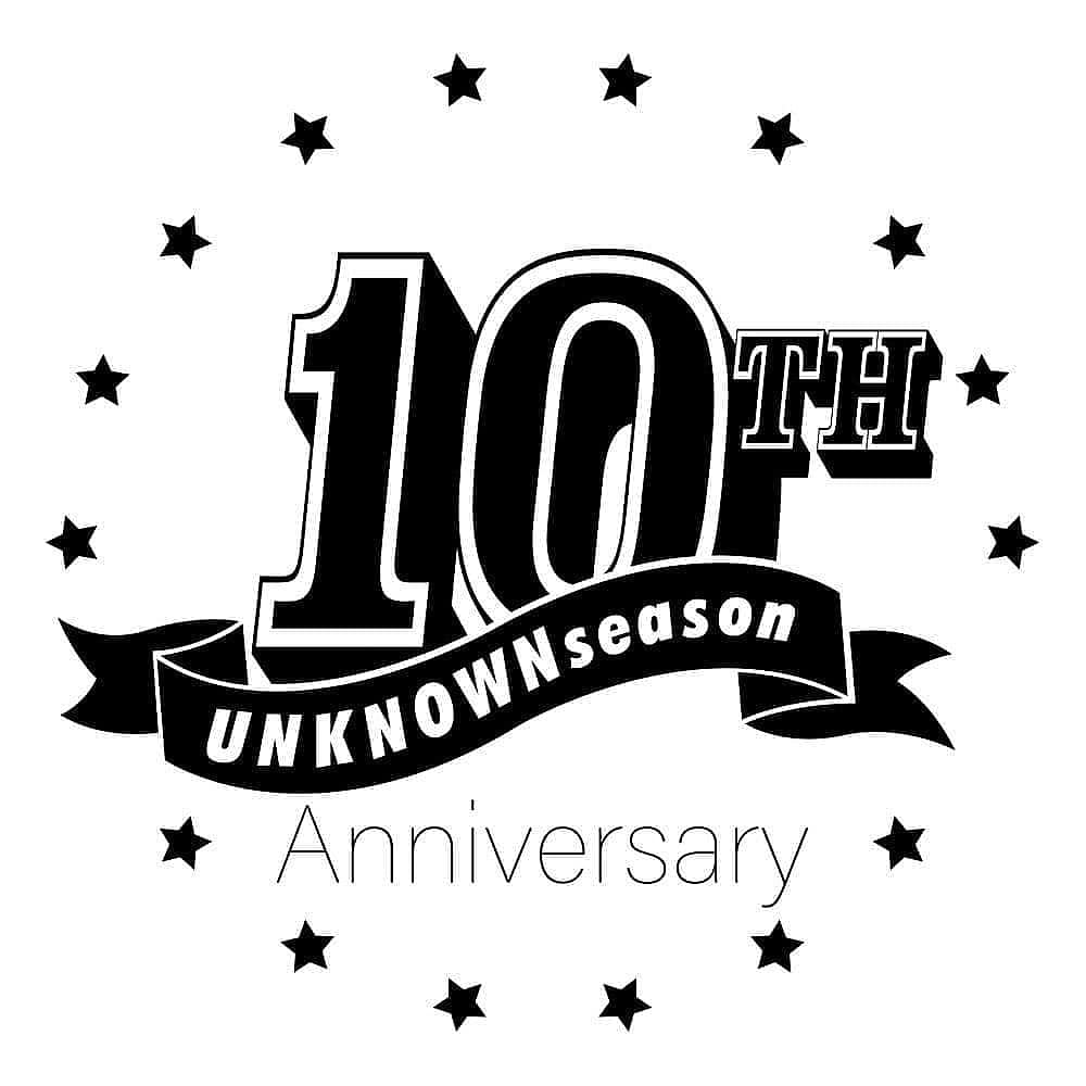 UNKNOWN season10 anniversary