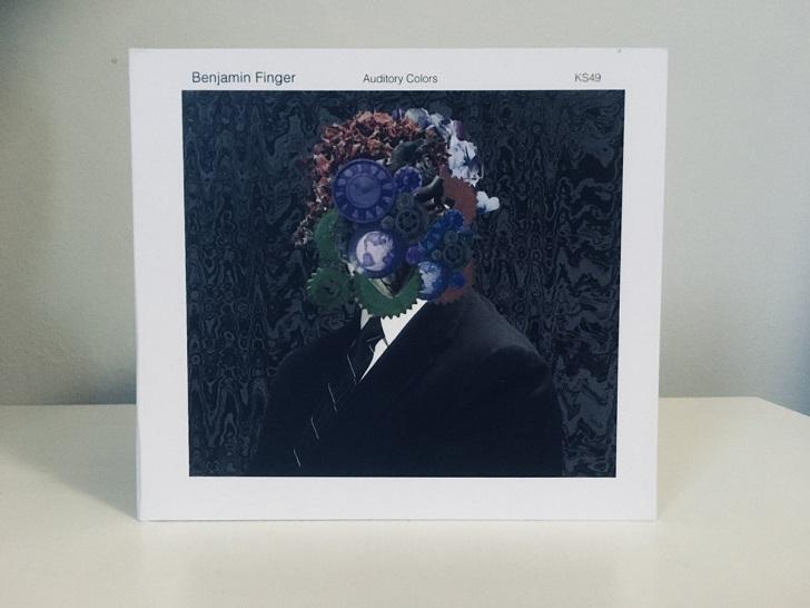 Benjamin Finger - Auditory Colors3
